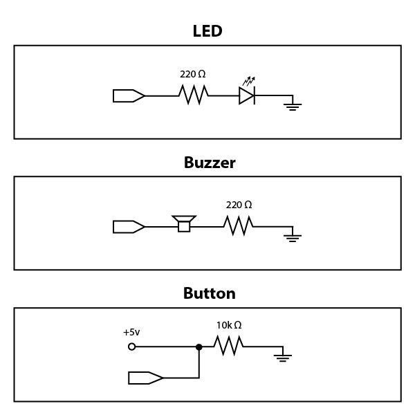 Picture of Set Up Your Circuits!