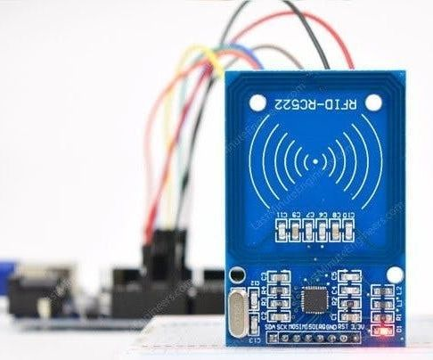 DIY Rfid With Arduino