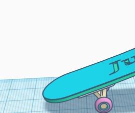 Skateboard:Just