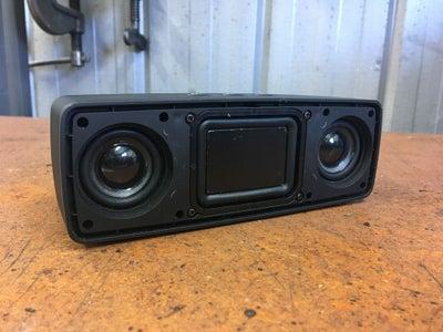 Pull Apart Speaker Unit