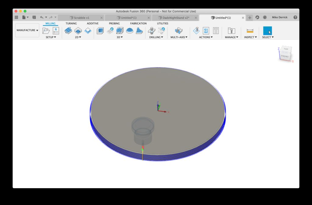 Picture of Turn a Square Into a Circle