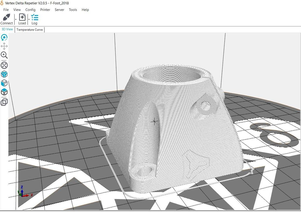 Picture of Start to Print the Parts
