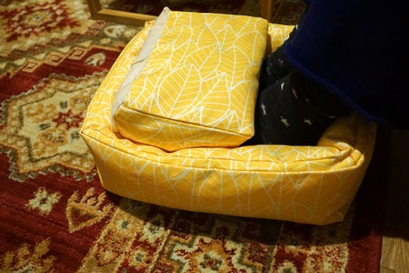 DIY Foot Cozy! | Snuggly Sewing Project to Warm Your Toes