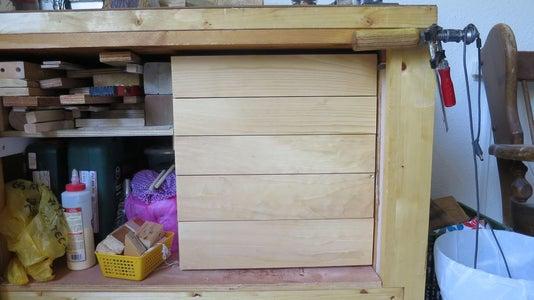Add Storage / Drawers