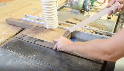Cutting Walnut