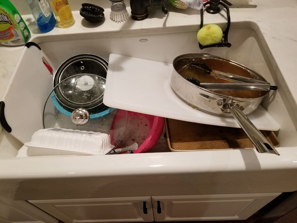 Picture of Yes, the Dishes!