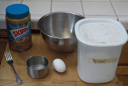 Ingredients and Preheat Oven