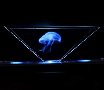 DIY Hologram Project