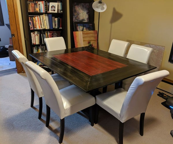 Multi-Purpose Gaming Table