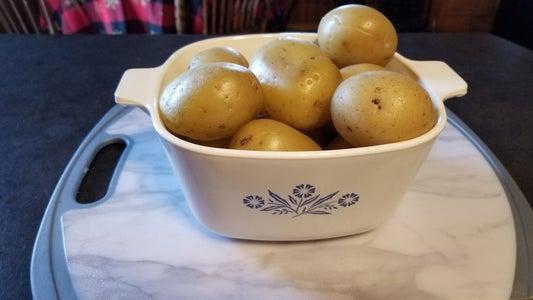 Instant Pot Whole Potatoes