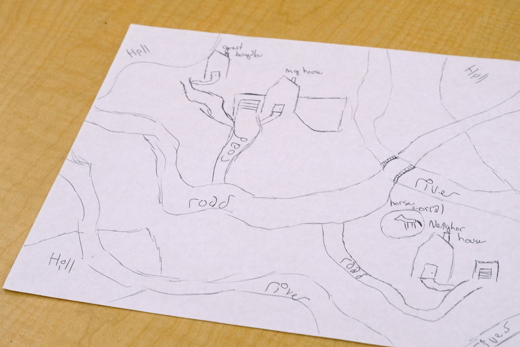 Picture of Engage: Brainstorm a Map to an Imaginary Place