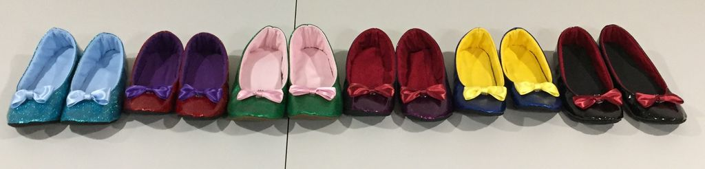 SEW Your Own BALLET FLATS