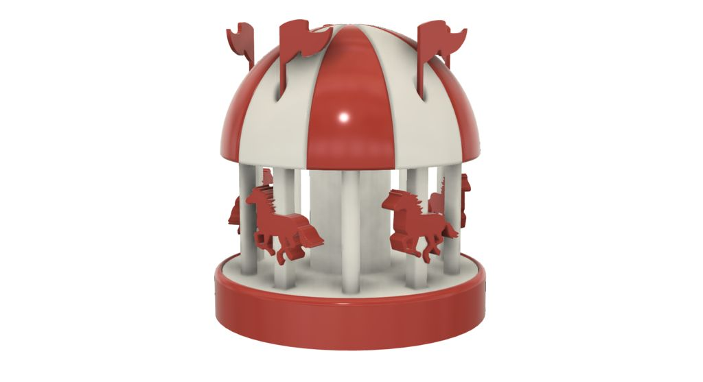 Picture of Carousel II