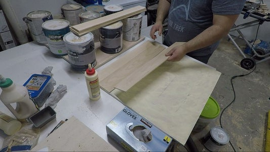 Building the Top: Center Panels