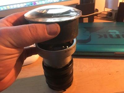 Step 3: the Lens