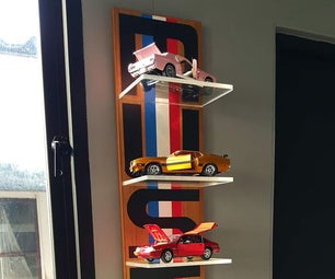 MUSTANGs Shelf