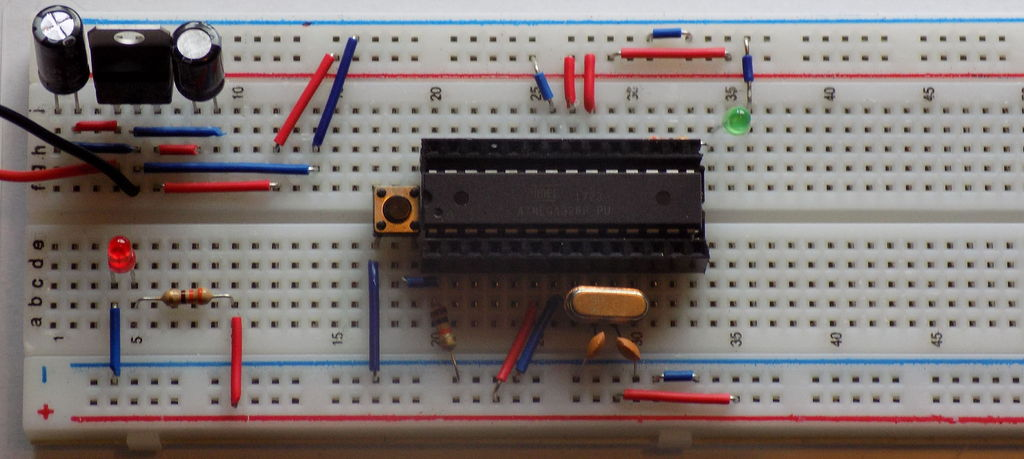 Picture of Adding LED to Pin 13
