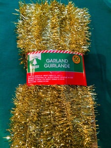 Gluing the Tree Garlands
