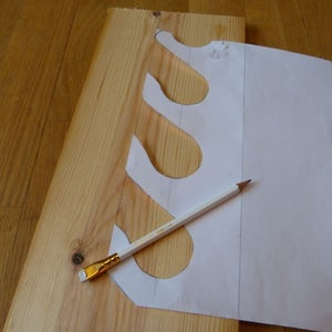 Side Shelf Method 2 - Jigsaw Only