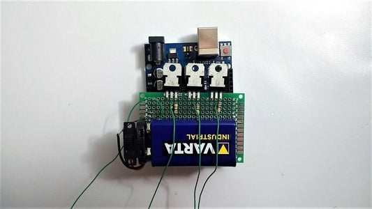 Attach Your Battery and Label Your Wires
