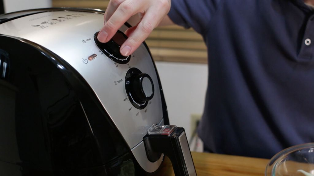 Picture of The Air Fryer