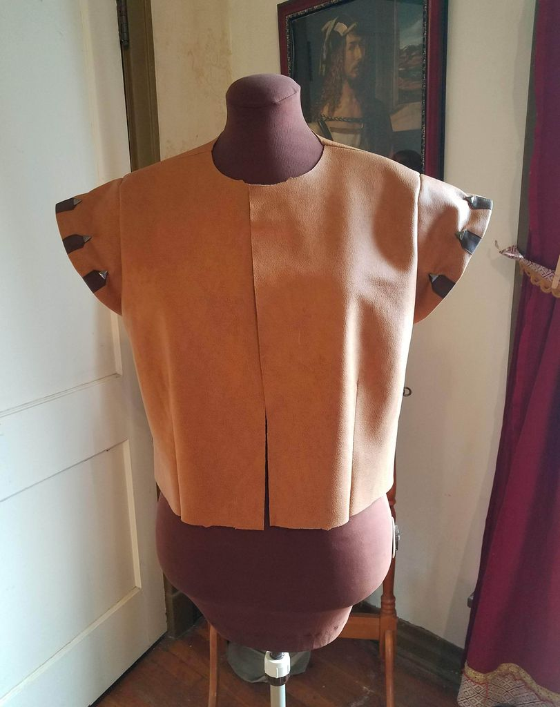 Picture of Designing and Sewing the Costume