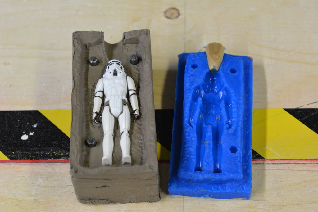 Picture of Make Your Own Plaster Stormtrooper Army!
