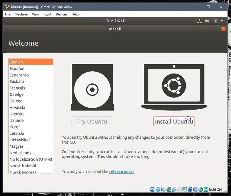 Picture of Install Ubuntu