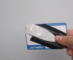 How To Make a Credit Card Knife - Cardsharp-