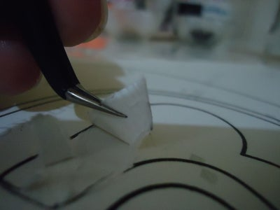 Removing Top Layer