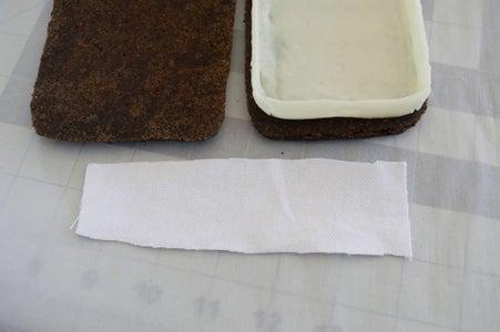 Cut Scrap Fabric