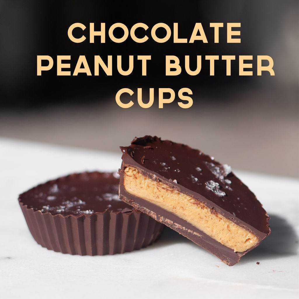 Picture of Homemade Chocolate Peanut Butter Cups