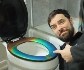 Mood Ring Toilet Seat... WHAT?