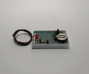 Electricity/EM Field Detector (simplest One)