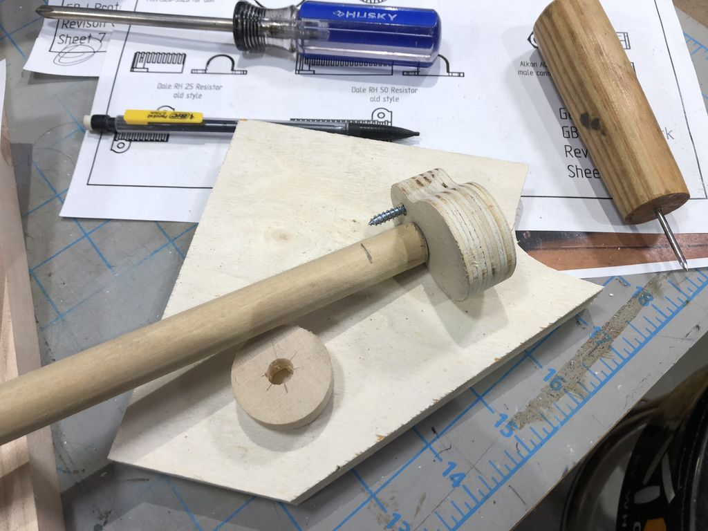 Picture of Gearbox Fabrication