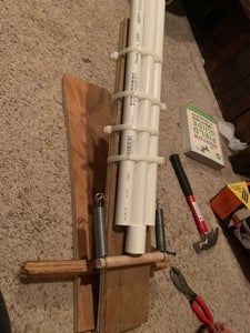 Marble Cannon by Devin Kermue and Olivia Lamoreaux