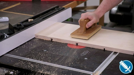 Routing Dovetails