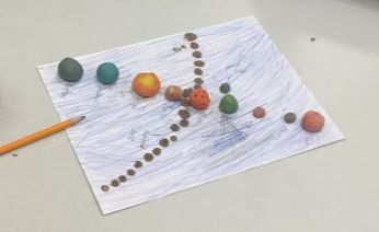Our Solar System Interactive Model