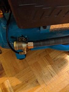 Compressor Motor Hose
