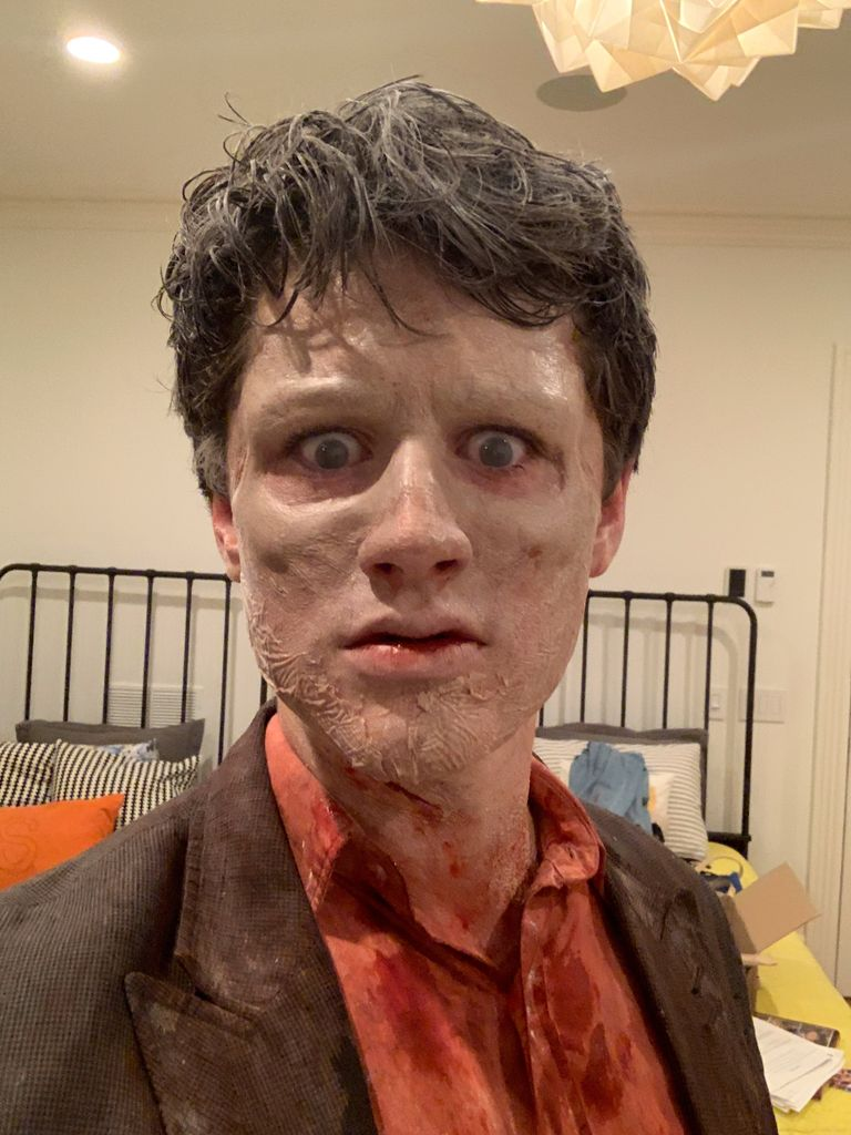 Picture of WWZ Inspired Zombie Costume