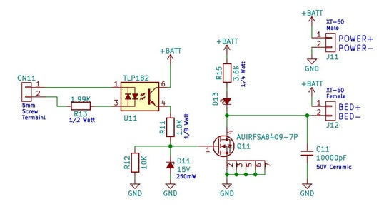 The Core of the Circuit: the MOSFET