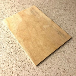 Plywood for Case Bottom