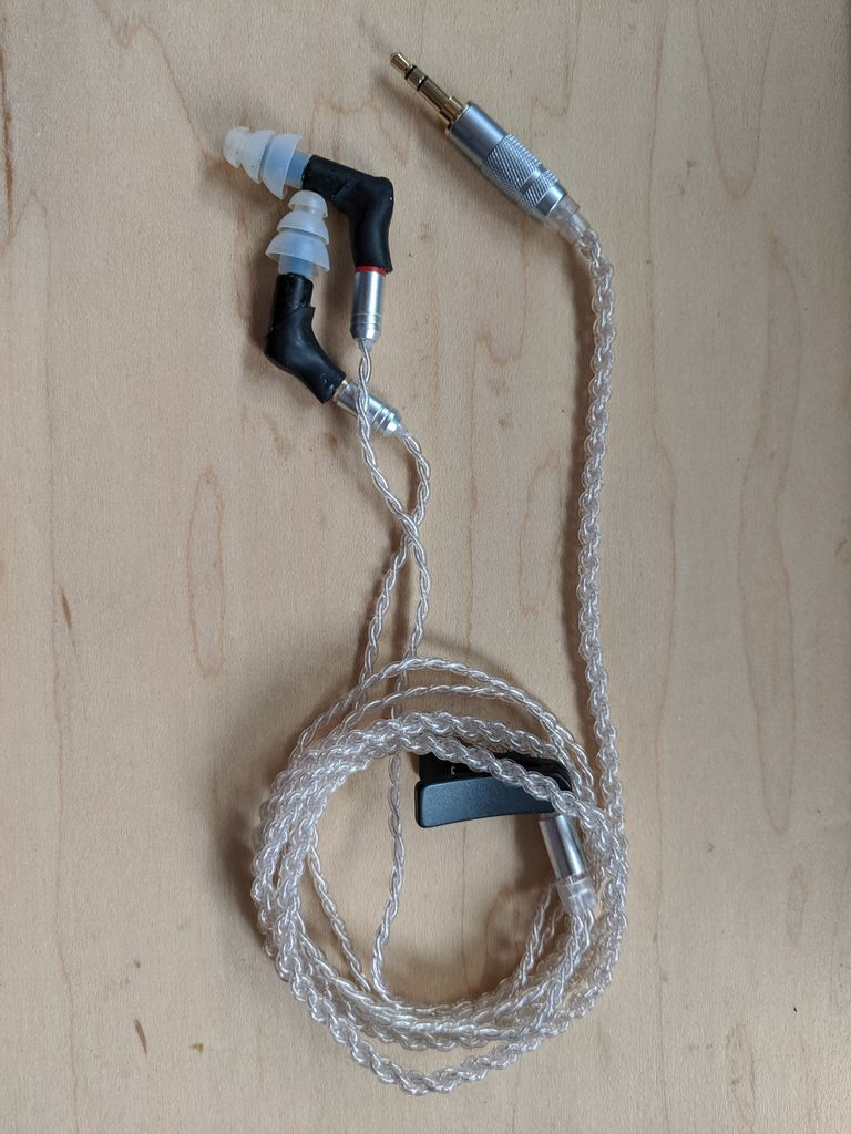 Picture of Replacing Earphone Cable