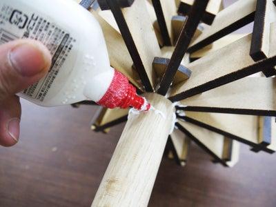 Step 11: Assemble Parts / Wheel (4) & Test (3)