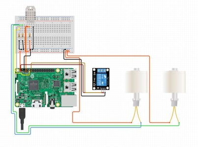 Connect Sensors & Components to the Pi for Testing