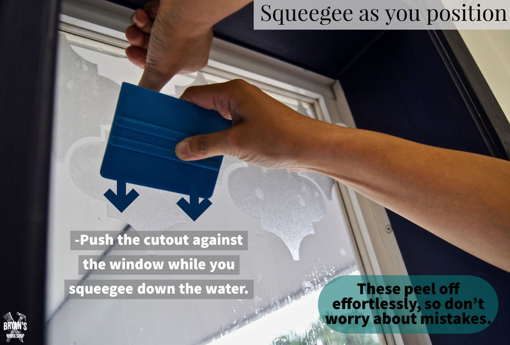 Picture of Squeegee Time!
