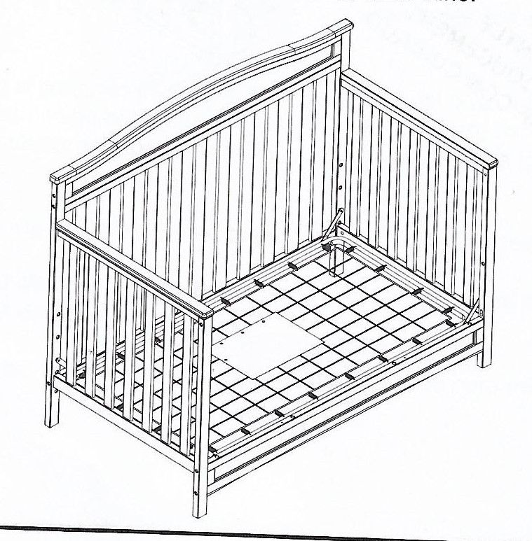 Picture of Toddler Bed Instructions