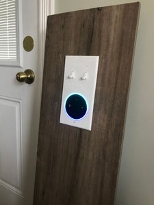 Installing Light Switch Cover Plate