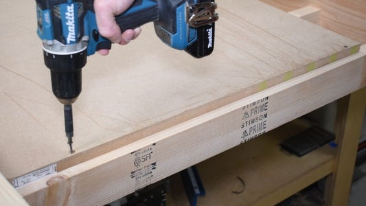 Attach the MDF Base
