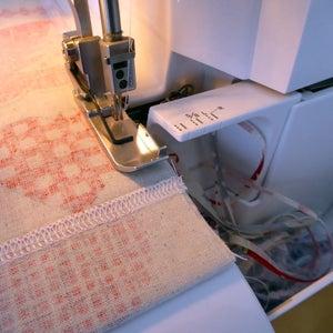 Start Stitching the Seams!